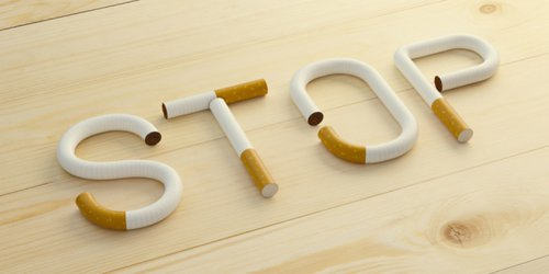cigarettes that say stop