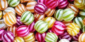 picture of many candies